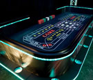 Led Casino Tables and Decor